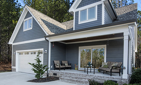 Rear Entry Garage Home Plans