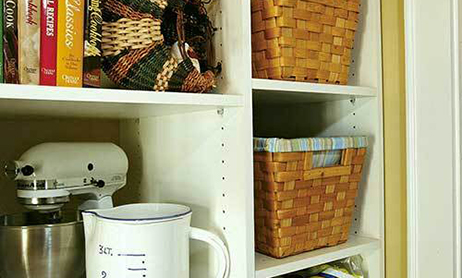 Pantry Home Plans