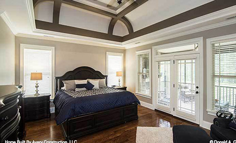 Second Master Suite Home Plans