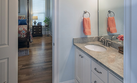 Jack and Jill Bathroom Home Plans