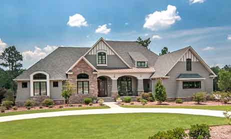 One Story House Plans Home Plans